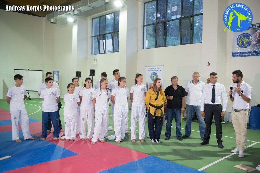 Εξετάσεις DAN 2016 - Taekwondo Jaguar