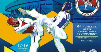 G1 Greece Open Taekwondo Tournament